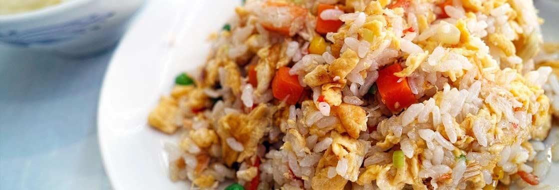 como hacer arroz chino