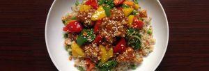 receta de arroz chaufa