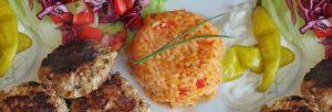 receta de arroz rojo